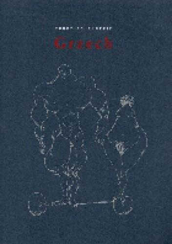 Okładka książki Grzech. Zeszyt czwarty