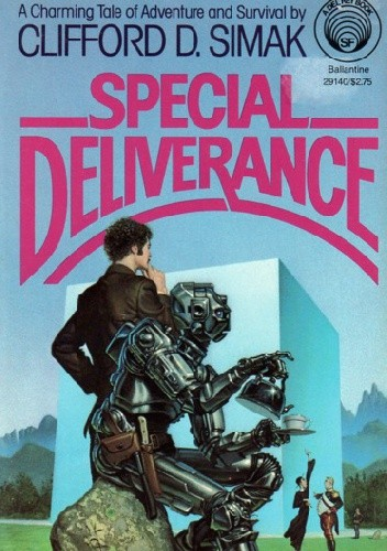 Okładka książki Special Deliverance