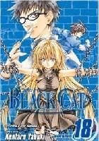 Black Cat. Vol. 18.