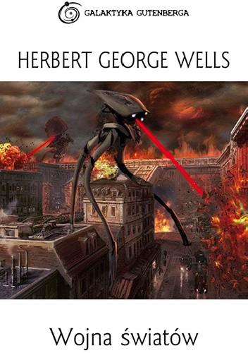 Okładka książki Wojna światów