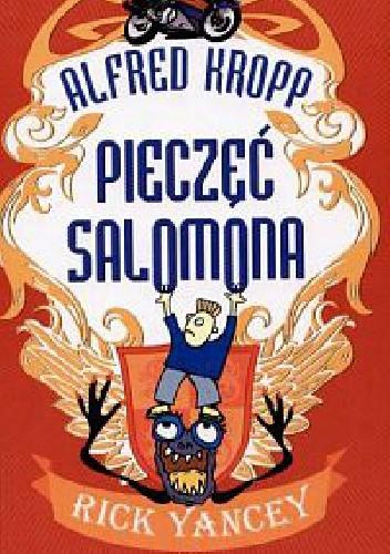 Okładka książki Alfred Kropp: Pieczęć Salomona