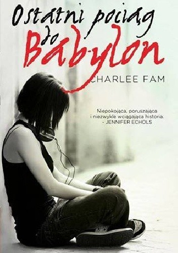 Okładka książki Ostatni pociąg do Babylon