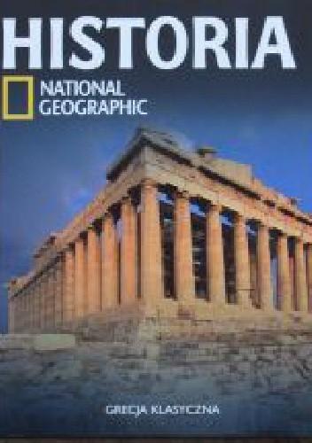 Okładka książki Grecja klasyczna. Historia National Geographic