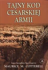 Okładka książki Tajny kod cesarskiej armii