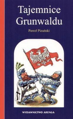 Okładka książki Tajemnice Grunwaldu
