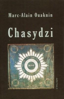 Okładka książki Chasydzi