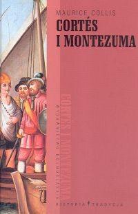 Okładka książki Cortes i Montezuma