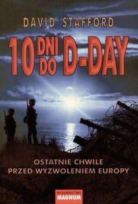 Okładka książki 10 dni do D-Day