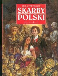 Okładka książki Skarby Polski