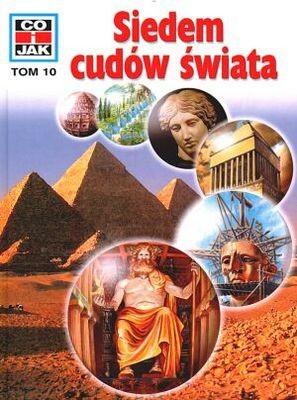 Okładka książki Siedem cudów świata