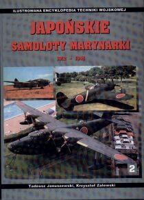 Okładka książki Japońskie samoloty marynarki 1912 - 1945