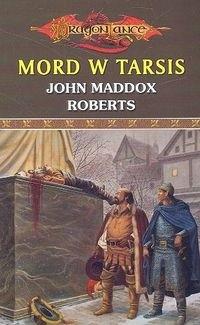 Okładka książki Mord w Tarsis