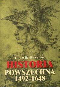 Okładka książki Historia powszechna 1492-1648
