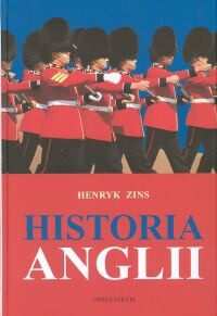 Okładka książki Historia Anglii