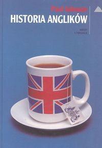 Okładka książki Historia Anglików