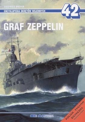 Okładka książki Graf Zeppelin