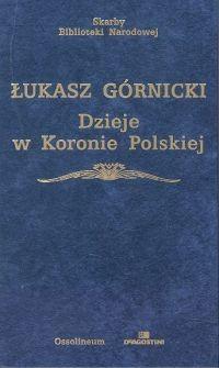 Okładka książki Dzieje w Koronie Polskiej