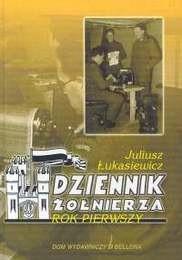 Okładka książki Dziennik żołnierza. Rok pierwszy