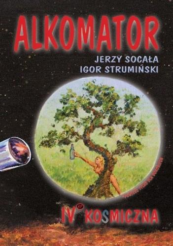 Okładka książki Alkomator