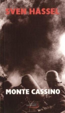 Okładka książki Monte Cassino