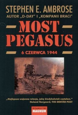 Okładka książki Most Pegasus 6 czerwca 1944