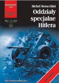 Okładka książki Oddziały specjalne Hitlera