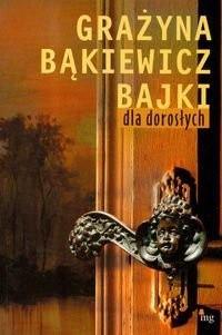 Okładka książki Bajki dla dorosłych
