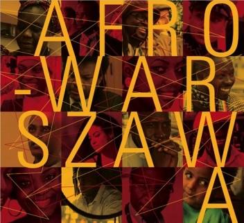 Okładka książki Afro-Warszawa