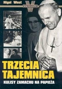 Okładka książki Trzecia tajemnica. Kulisy zamachu na Papieża