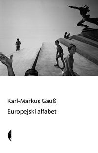 Okładka książki Europejski alfabet