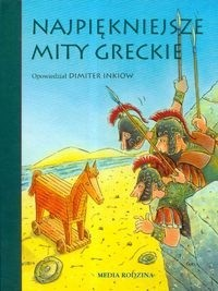 Okładka książki Najpiękniejsze mity greckie