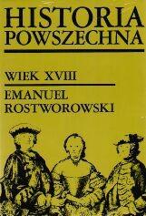 Okładka książki Historia powszechna. Wiek XVIII
