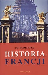 Okładka książki Historia Francji