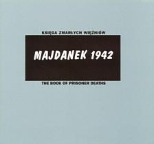 Okładka książki Księga zmarłych więźniów. Majdanek