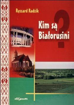 Okładka książki Kim są Białorusini?