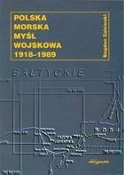 Okładka książki Polska morska myśl wojskowa