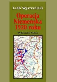 Okładka książki Operacja Niemeńska 1920 roku