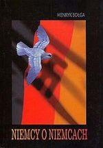 Okładka książki Niemcy o Niemcach