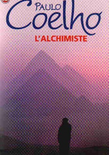 Okładka książki L'Alchimiste