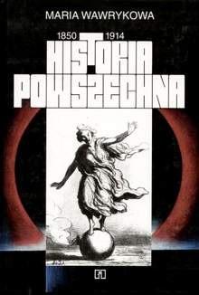 Okładka książki Historia powszechna 1850-1914