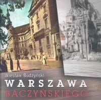 Okładka książki Warszawa Baczyńskiego