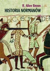 Okładka książki Historia Normanów