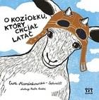 Okładka książki O koziołku, który chciał latać