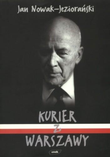 Okładka książki Kurier z Warszawy