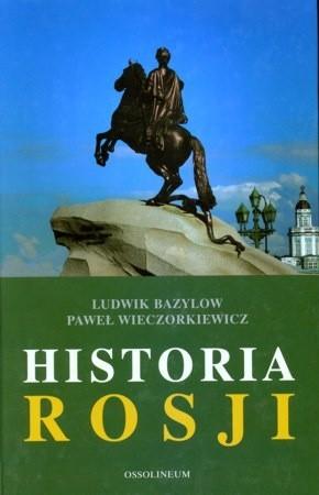 Okładka książki Historia Rosji