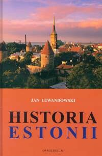 Okładka książki Historia Estonii