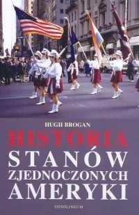 Okładka książki Historia Stanów Zjednoczonych Ameryki
