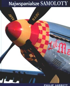 Okładka książki Najwspanialsze samoloty