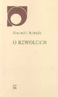 Okładka książki O rewolucji