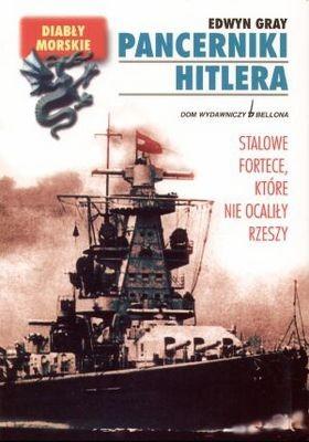 Okładka książki Pancerniki Hitlera